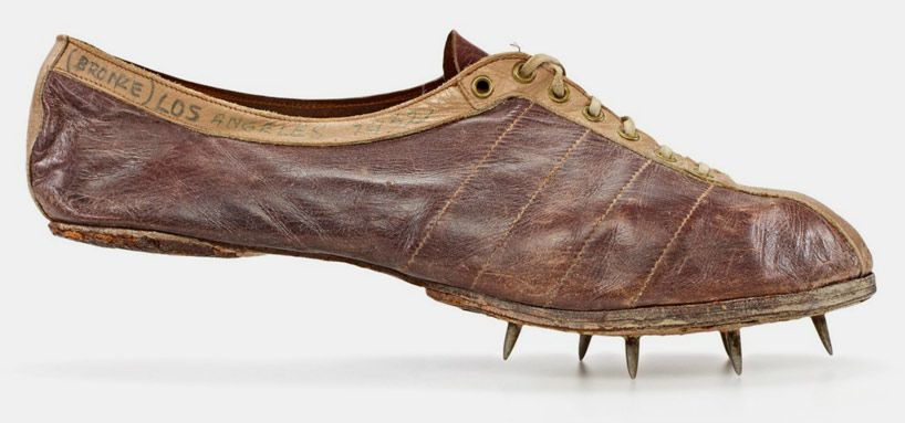 a history of adidas: adi dassler's first track and field shoes