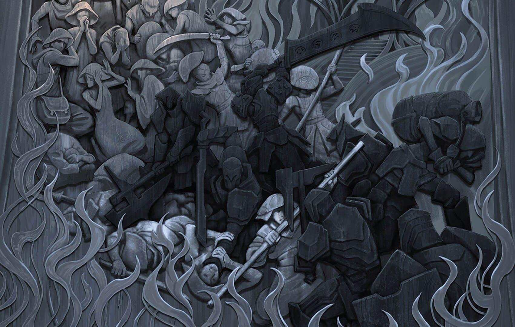 Map of Runeterra - Universe - League of Legends   arr   League of ...