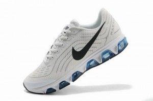 Billige Nike Air Max Tailwind 6 Herren (Männer) Weiß Schwarz