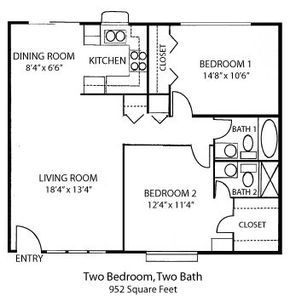 Tiny House Single Floor Plans 2 Bedrooms Bedroom House Plans Two Bedroom Homes Appeal To People In A Small House Plans Tiny House Plans Bedroom House Plans