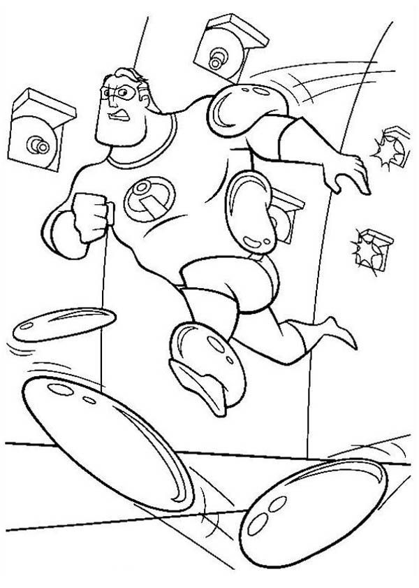 Pin By Debra Norwood On The Incredibles Les Indestructibles Online Coloring Pages Disney Coloring Pages Coloring Pages