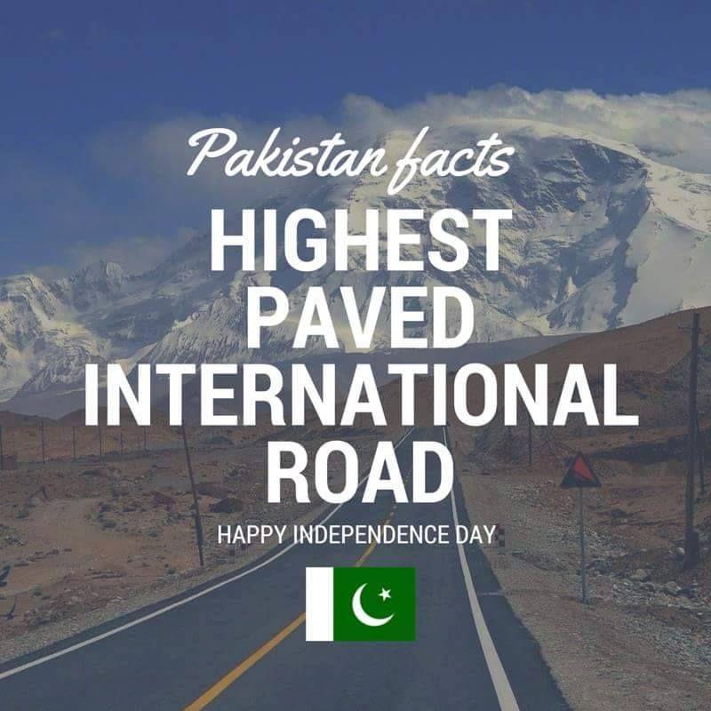 Pakistan Facts.