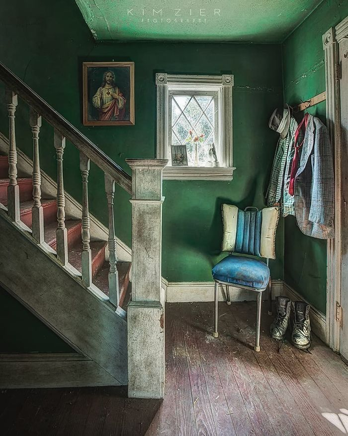 Pin by Bob Krysiak on Abandoned classics Home decor
