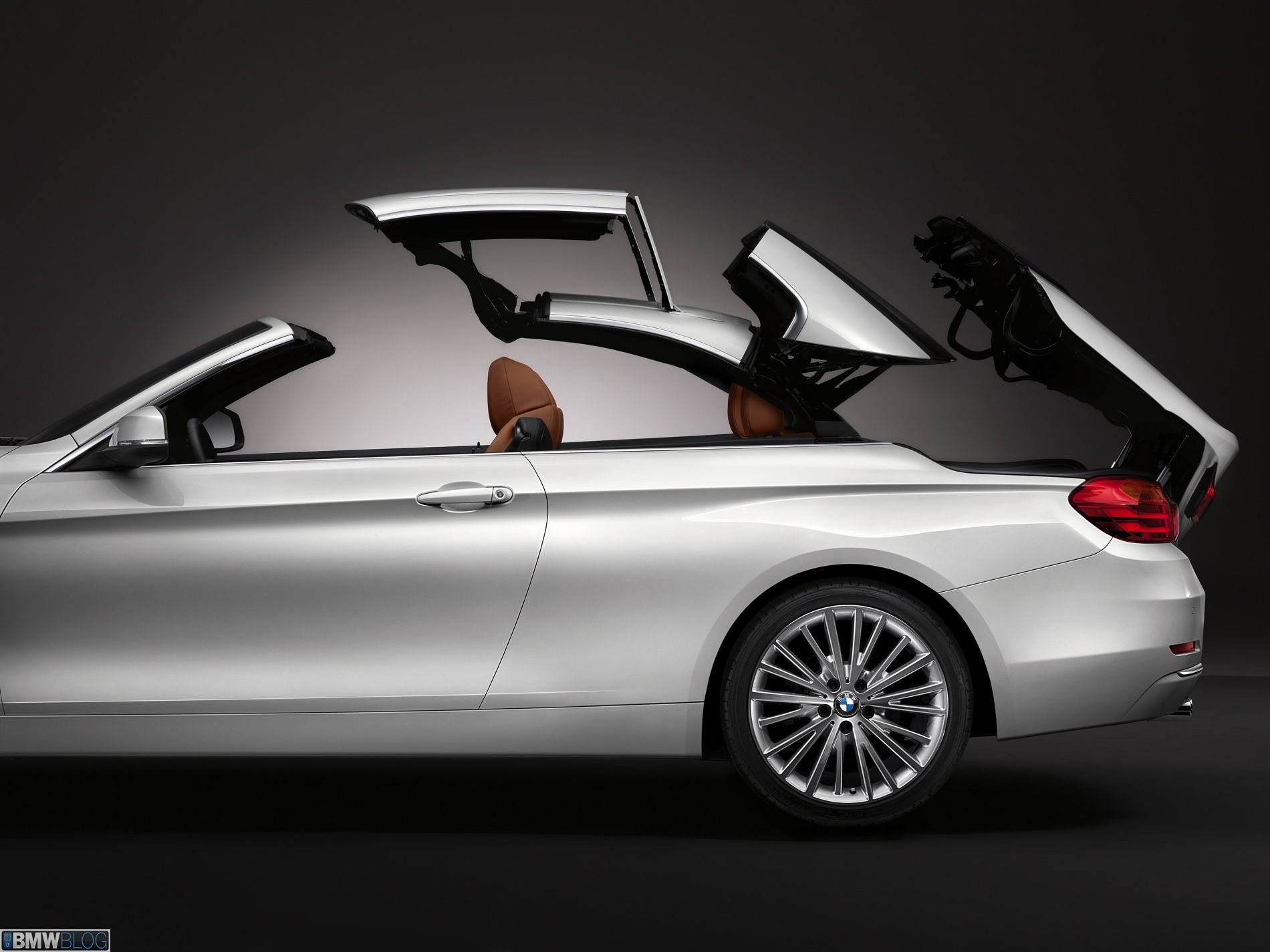 G23 Bmw 4 Series Convertible Soft Top Will Replace The Hardtop
