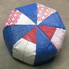 Resultado de imagen para plastic bag fusioned crafts on pinterest