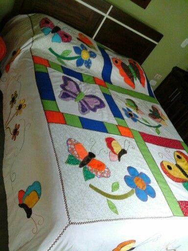 Pin von paqui auf Colcha infantil | Pinterest