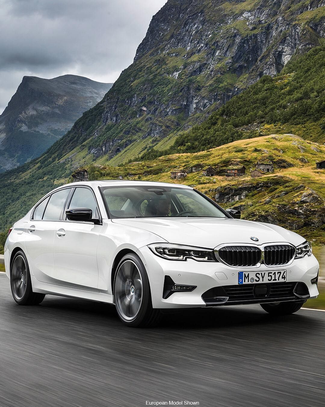From Bmw What Does It Mean To Be Iconic Get Behind The Wheel Of 2019 3series And Find Out