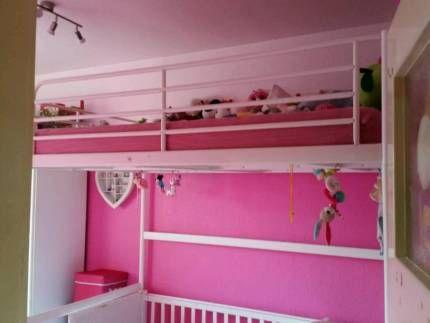 Kinderhochbett Treppe