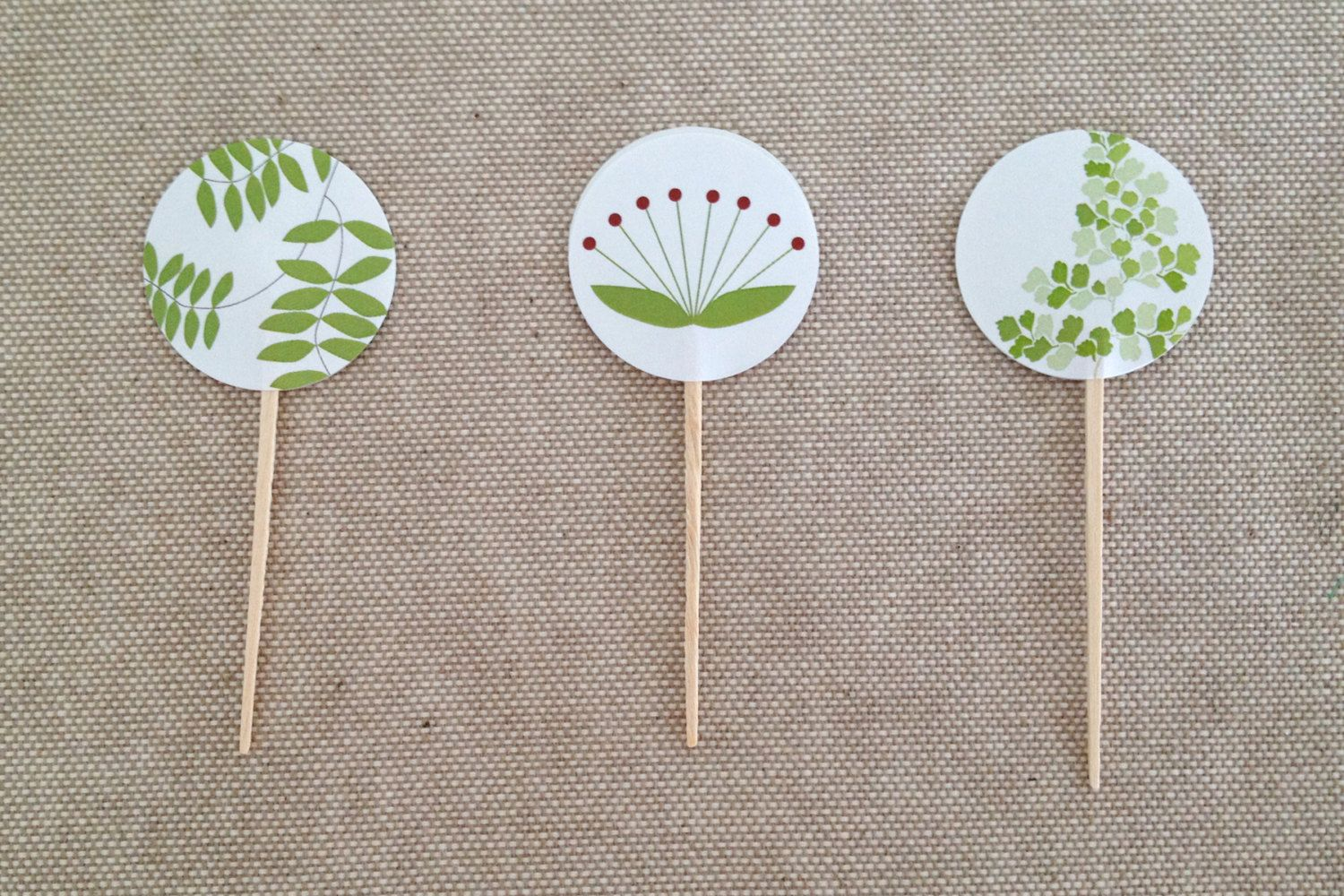 Make Your Own Cupcake Toppers For Pen Pals Adorable And