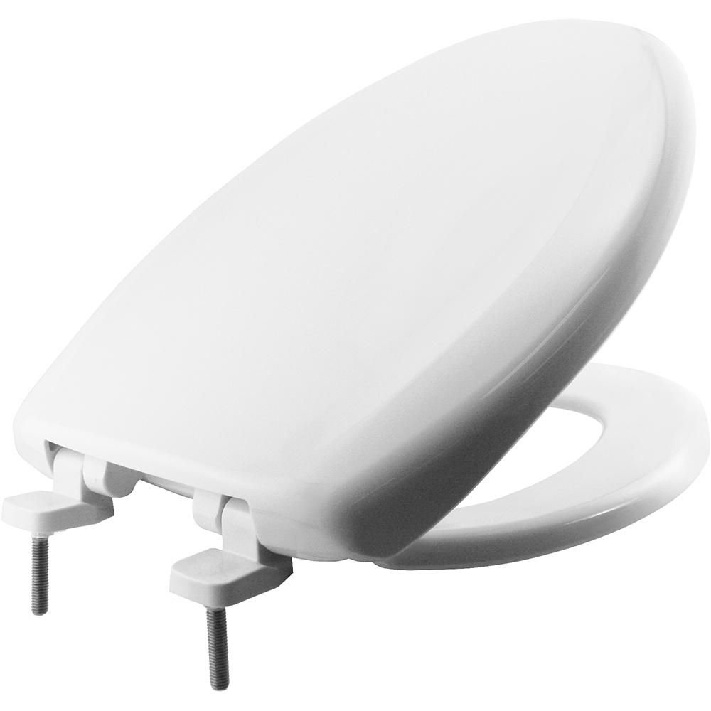 Sensational Bemis Hospitality Elongated Closed Front Toilet Seat In Gmtry Best Dining Table And Chair Ideas Images Gmtryco