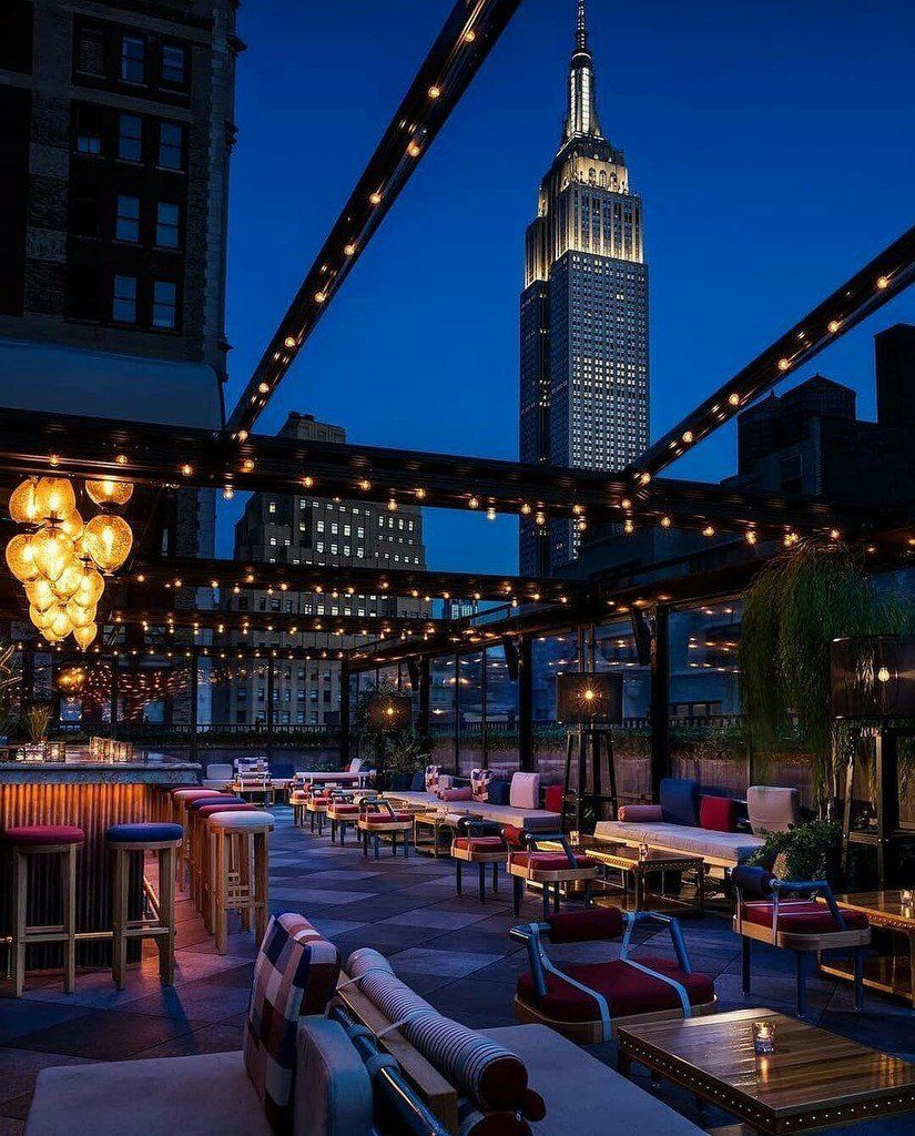Pin By Marina Stankova On Places To Visit New York Rooftop New York Hotels Rooftop Restaurant