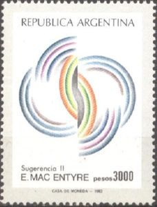 E. Mac Entyre painting