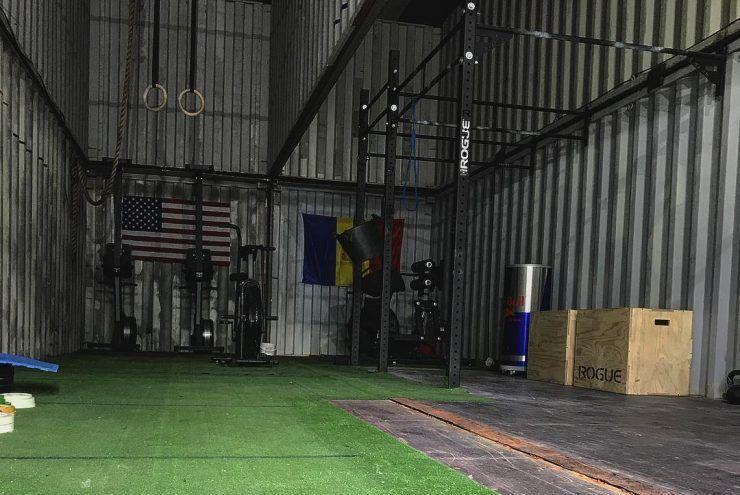 Ridiculous home gym setups gyms at home gym