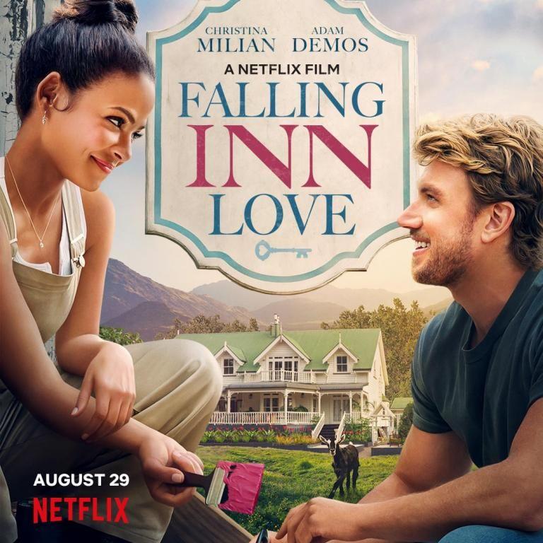 Falling Inn Love Netflix Filme Gute Netflix Filme Romantischer Film