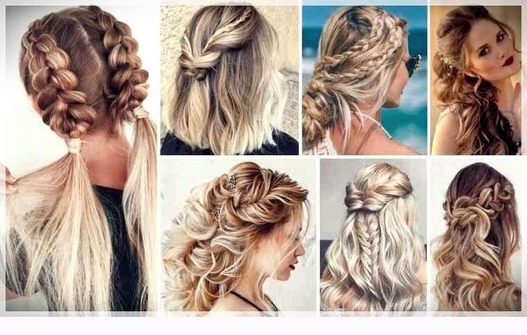 94 Wonderful Hairstyles For Hot Weather 2020 In 2020 Summer Hairstyles Hair Styles Cool Hairstyles