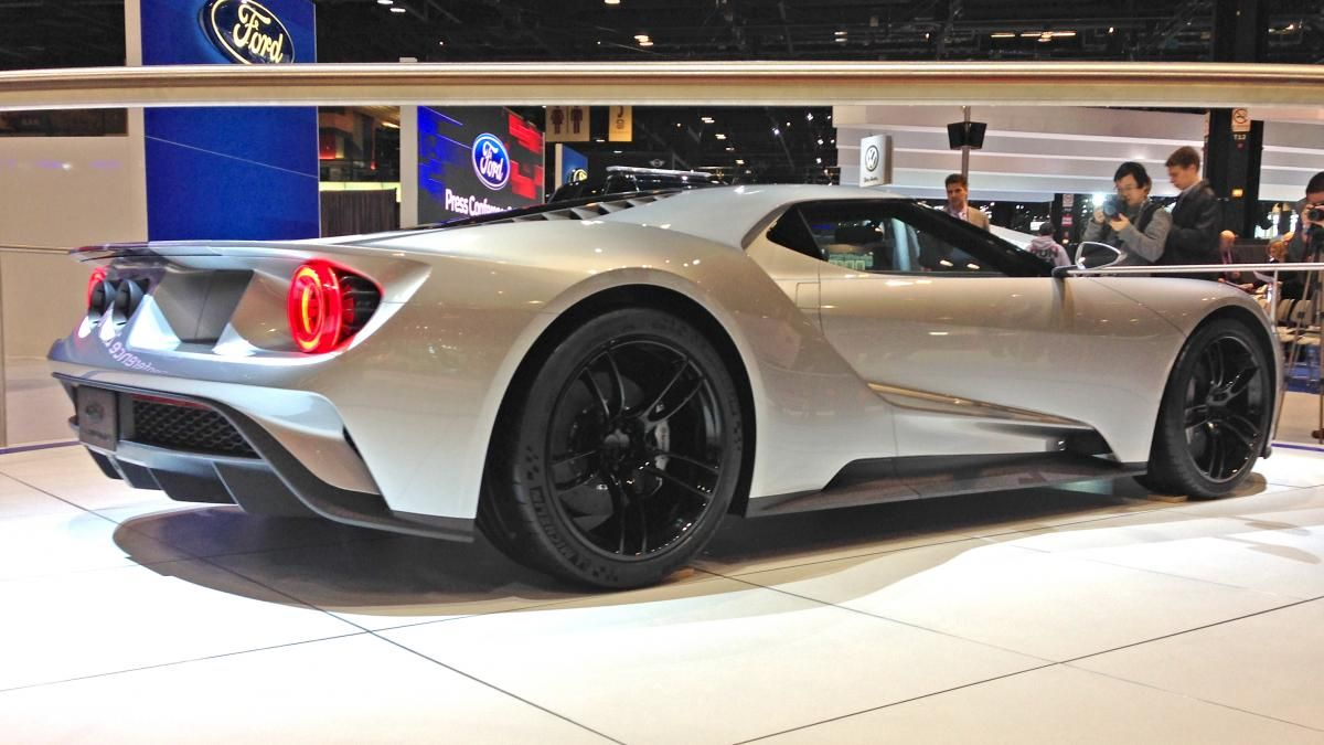 The Ford Gt Will Be Built In Ontario By Multimatic Motorsports A Longstanding Partner In