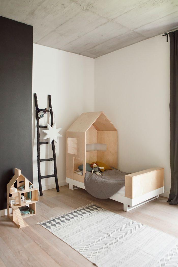 Idee Deco Echelle Bois Stunning Une Chelle Cinq