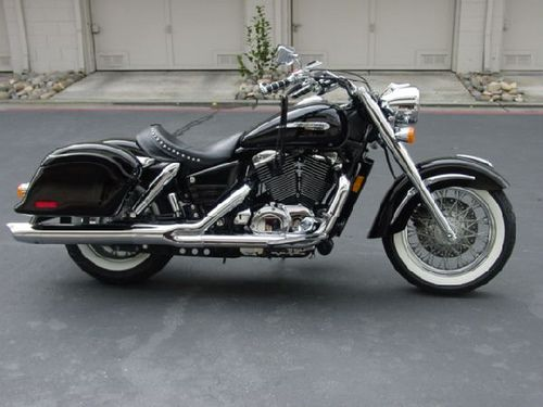 1998 Honda Shadow Aero 1100 By Ardail Bikes Honda Shadow