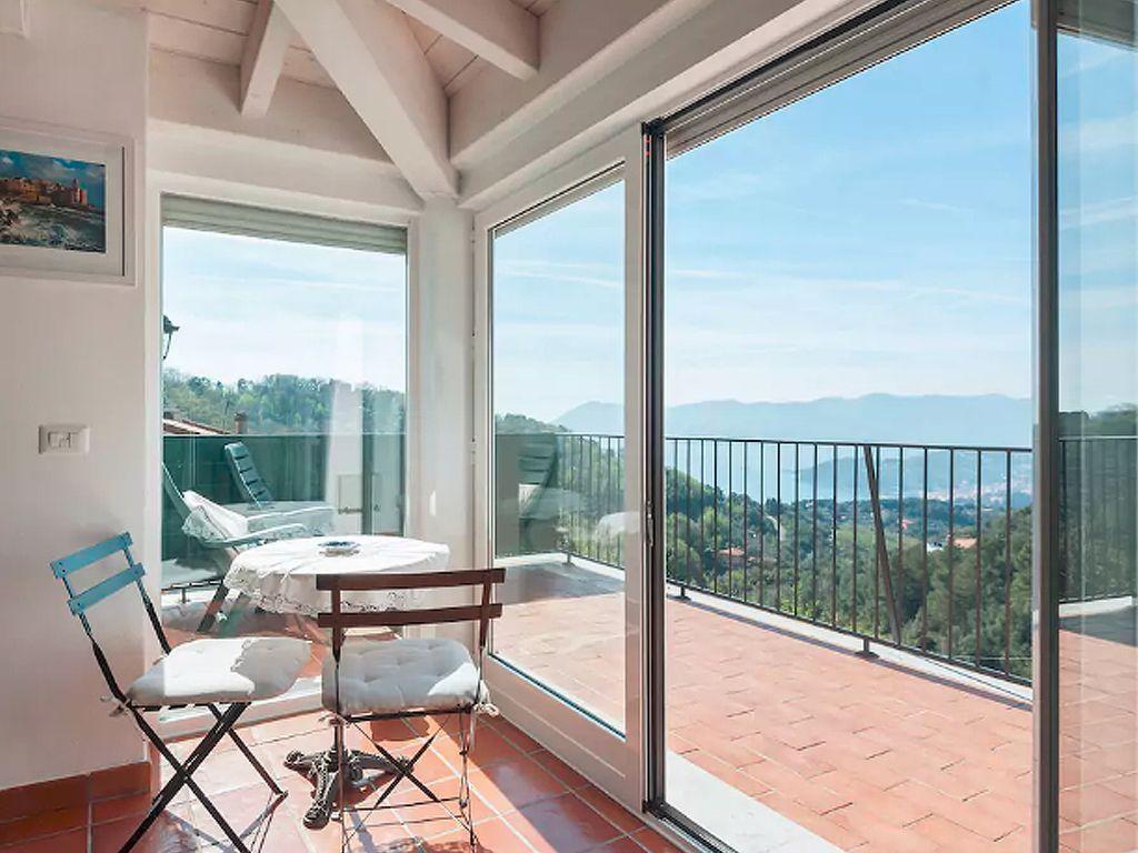 Ferienhaus La Rocchetta in Lerici: 4 Schlafzimmer, für bis zu 10 ...