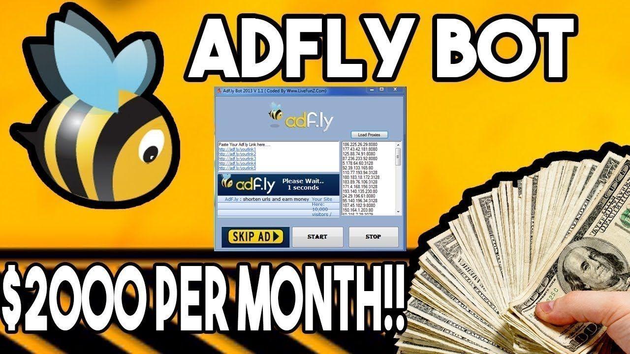 New Adfly Autoclicker Bot 2018 For Windows and Mac | Tech World