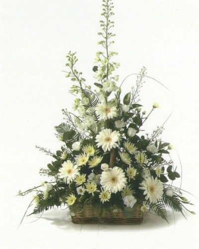 Resultado De Imagen De Front Facing Symmetrical Flower Arrangement Spirals Pinterest