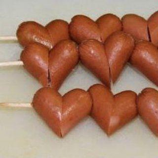 recetas de pinchos para san valentin