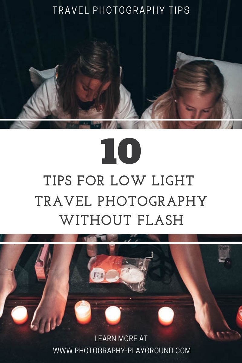 10 Low Light Photography Tips