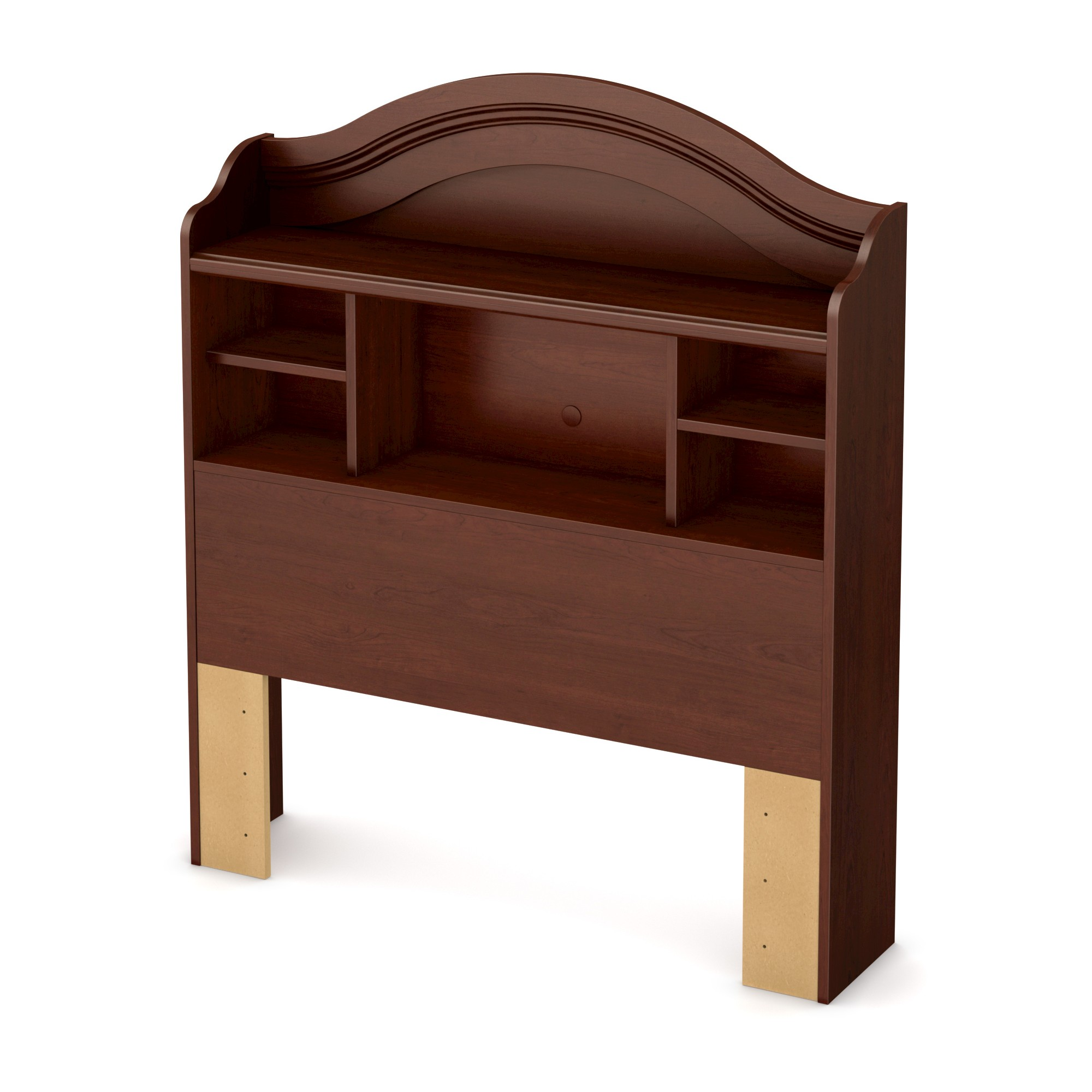 Summer Breeze Twin Bookcase Headboard 39 Royal Cherry South