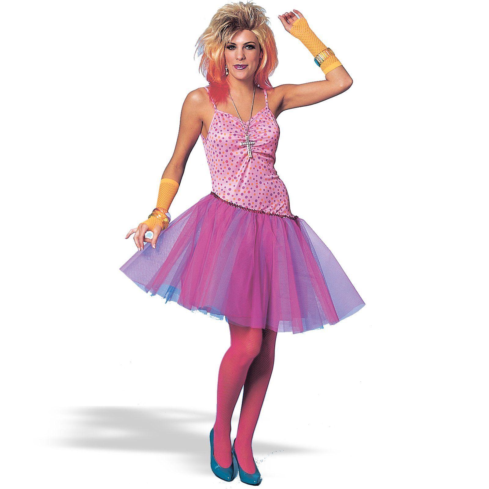 Popular dress styles 80s fashion