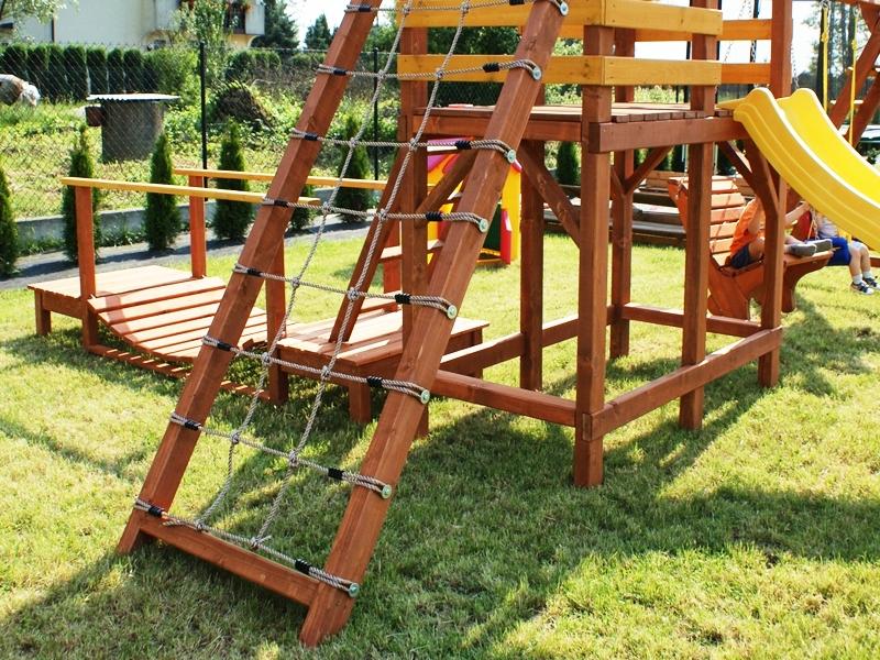 Meble Ogrodowe Boxi Plac Zabaw Maxi Z Siatka Do Wspinaczki Park Slide Park