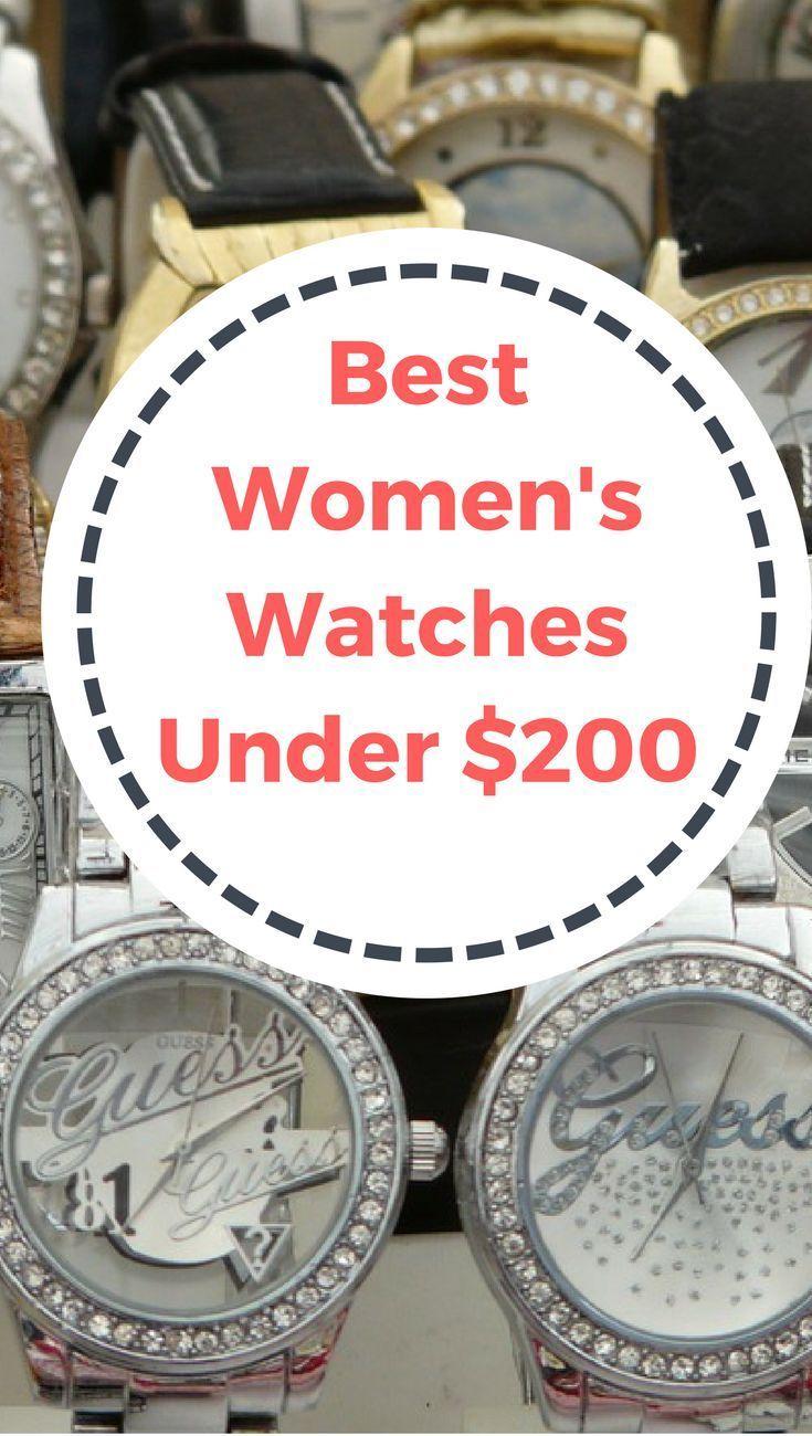 Best Womens Watches Under 200 2019