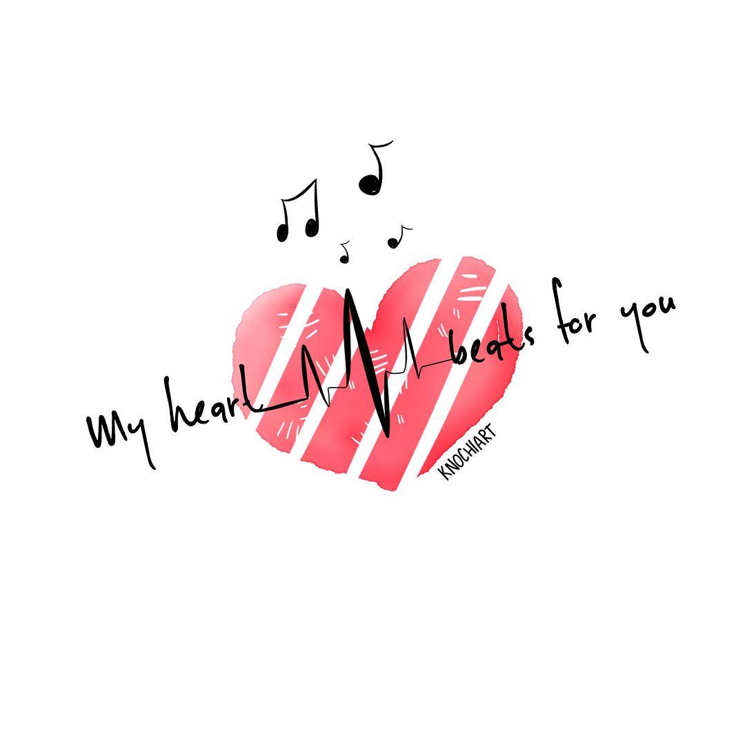 Immer wenn ich Dich sehe,klopft mein ((♥ )) #Herz