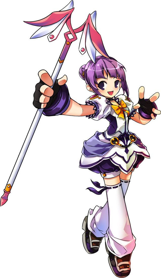 Level E Anime Characters : Elsword india characters http