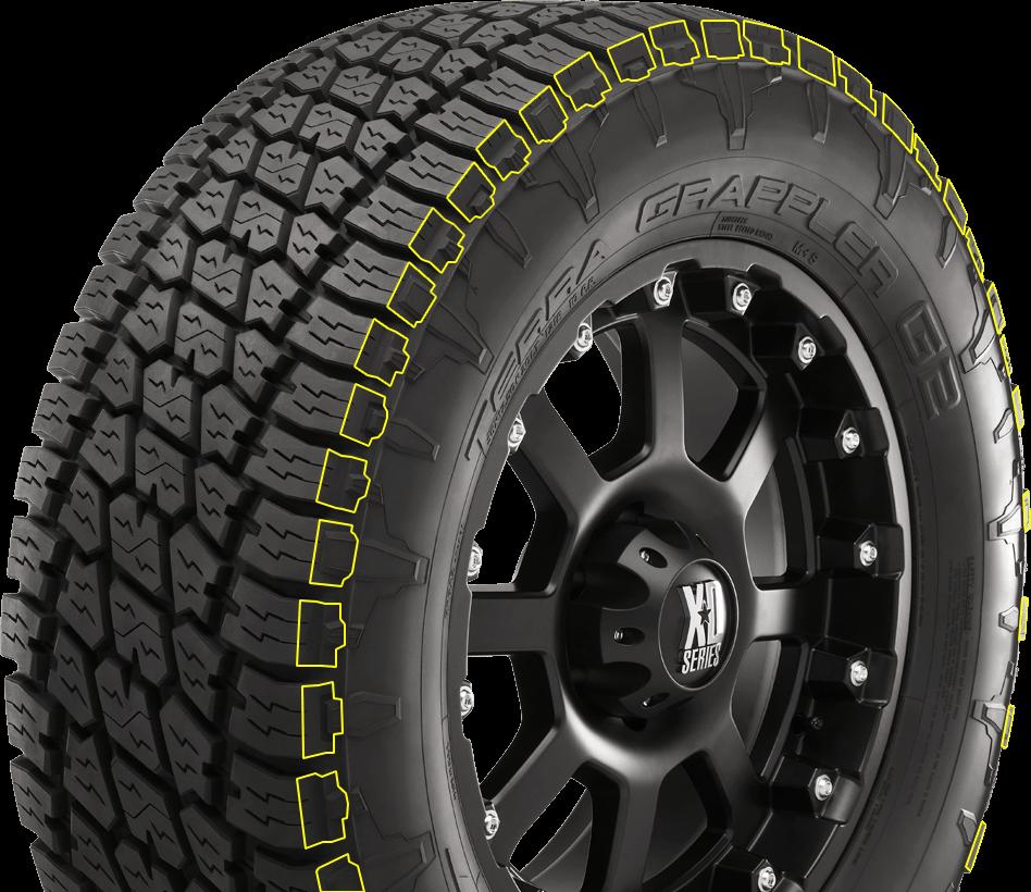 Ford Ranger All Terrain Tires: Terra Grappler G2 Is Nitto's Next Generation All-terrain