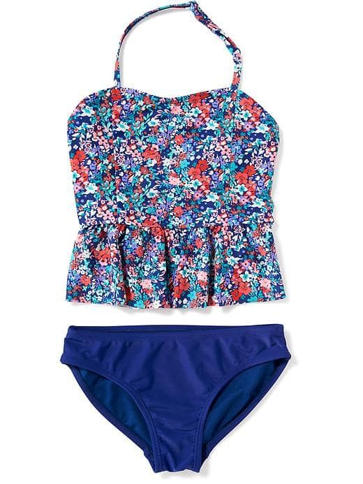 ede609c6125 Old Navy girls Tankini- for Amelia | Clothes | Girls bathing suits ...