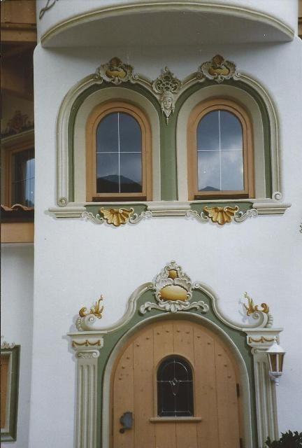 l ftlmalerei trompe l 39 oeil stuckatur pinterest malerei wandmalerei und fenster. Black Bedroom Furniture Sets. Home Design Ideas