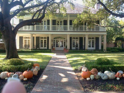 Private residence, Highland Park, TX  -Halloween