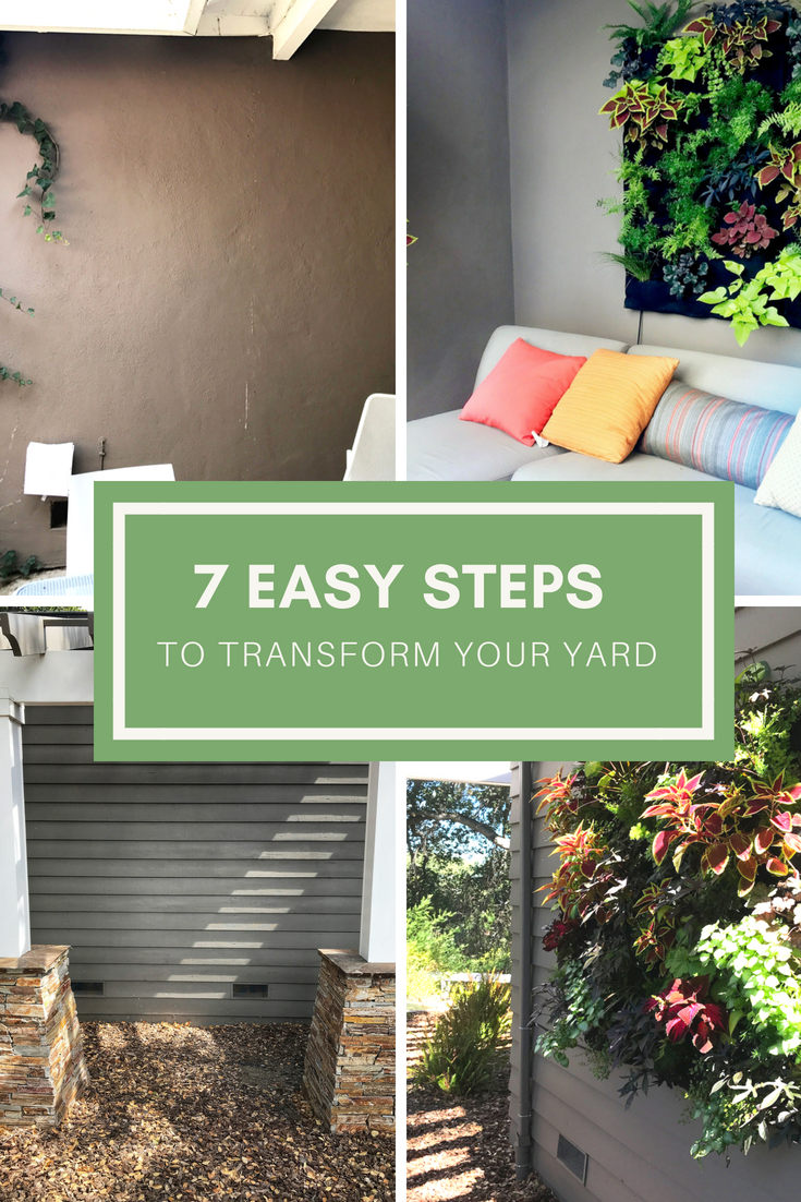 Learn how to build a living wall using the planted places vertical garden kit to remodel those difficult empty spaces in your backyard this simple diy