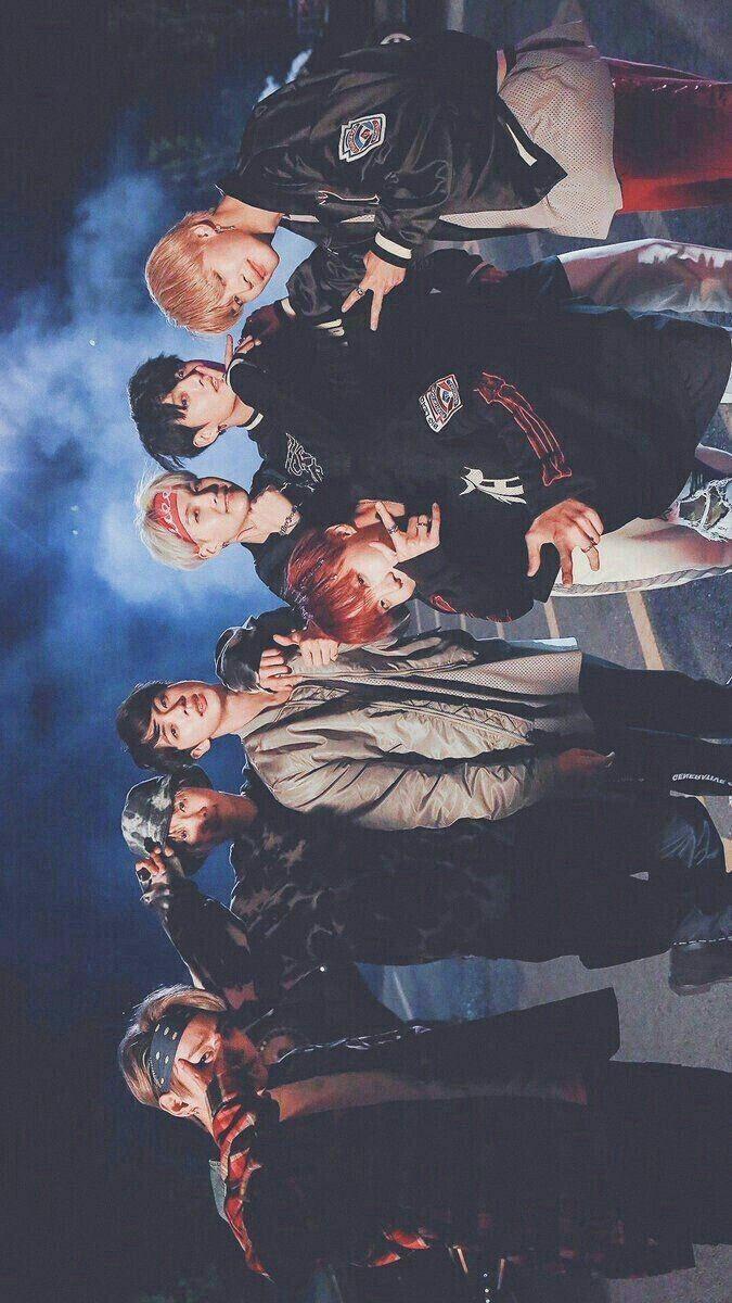 BTS LOVE YOURSELF Answer Jin, Suga, J Hope, RM, Jimin, V y ...