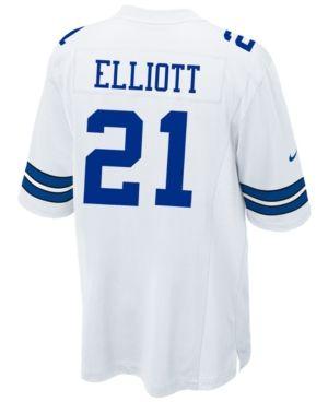 buy popular 4f99e 029c0 Nike Men Ezekiel Elliott Dallas Cowboys Game Jersey in 2019 ...