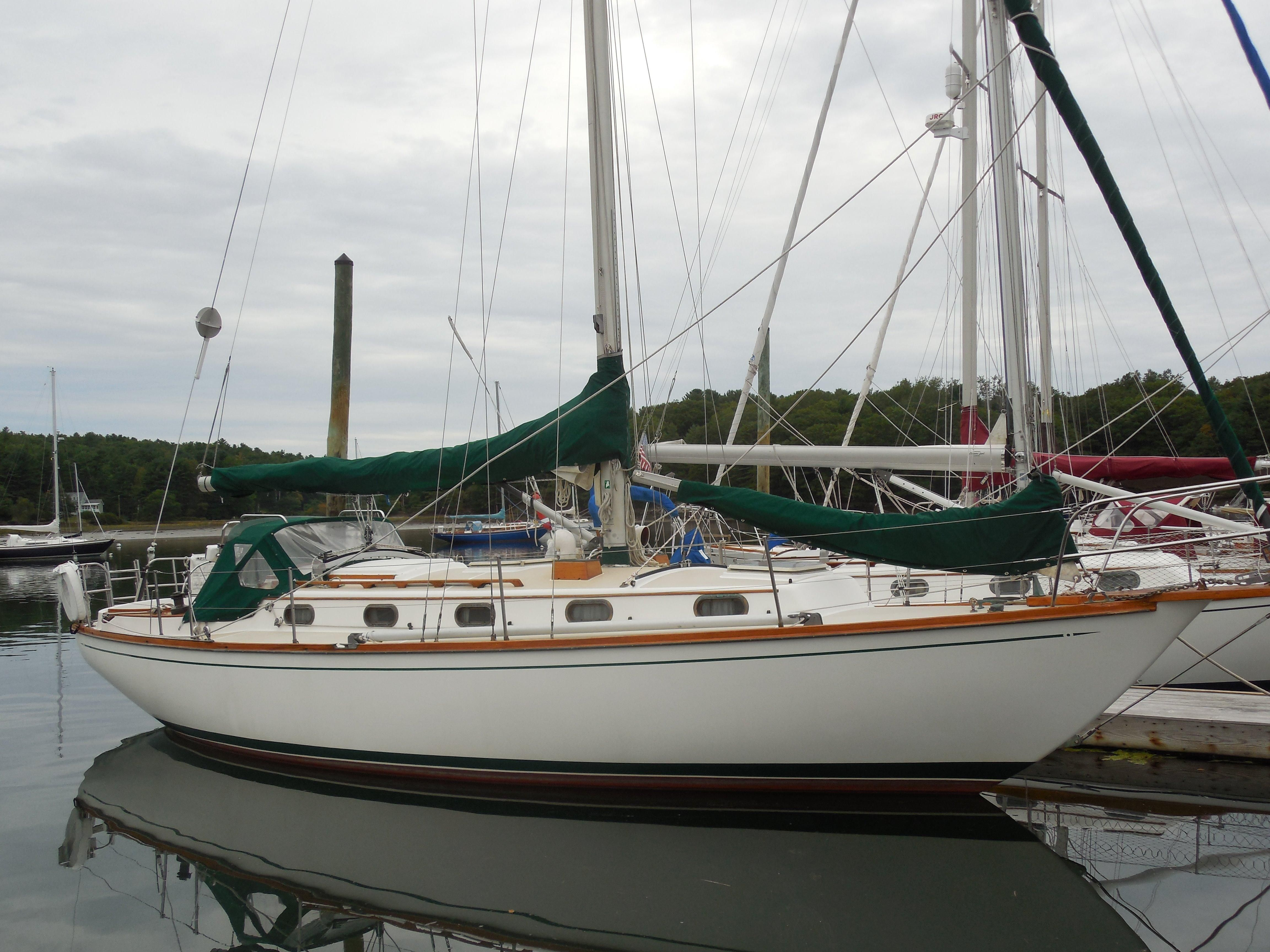 1987 Cape Dory 36 Sail Boat For Sale - www yachtworld com | I miss