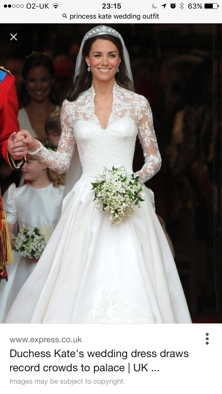 c0b6ce83288 10 Iconic Celebrity Wedding Dresses - Most Memorable Wedding Gowns in  History… Royal Wedding Dresses