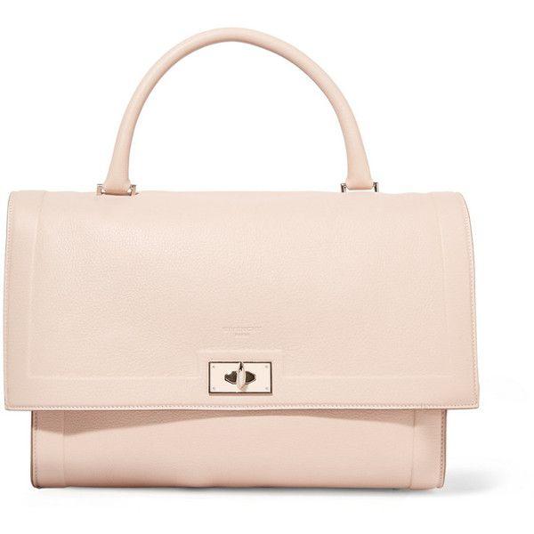 Givenchy Medium Shark bag in blush textured-leather (13,830 GTQ ...