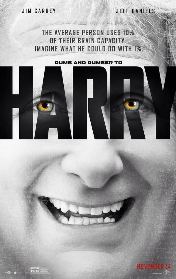 El Blog Del Gato On Twitter Jim Carrey Dumb And Dumber Movie Posters