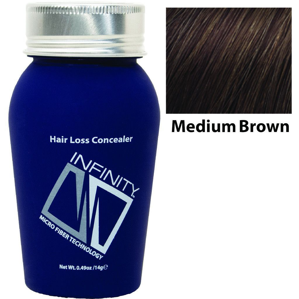 Hair building fibers for women and men treatment for hair loss in