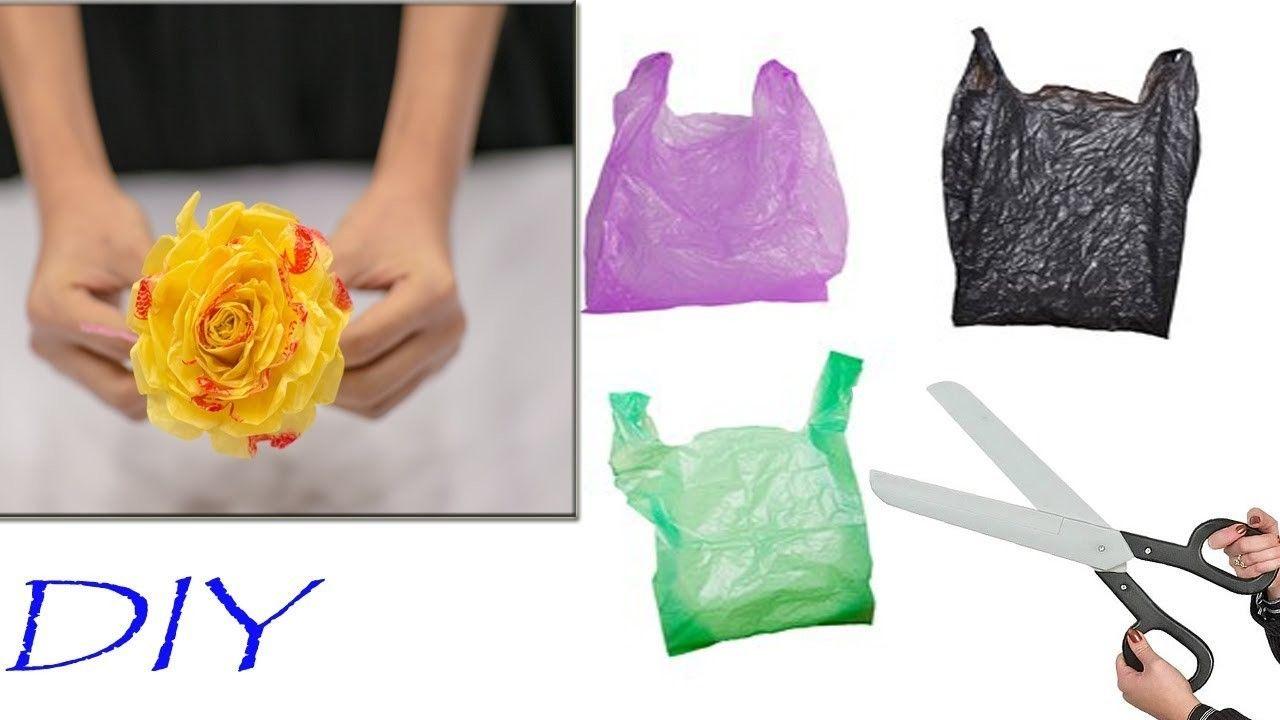 Old Plastic Bag Reuse Ideas