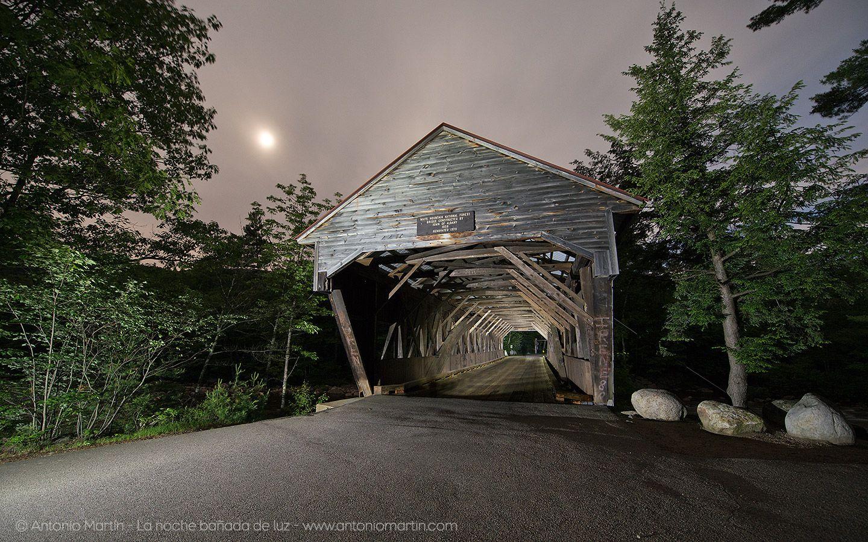 Puente cubierto de Albany, New Hampshire