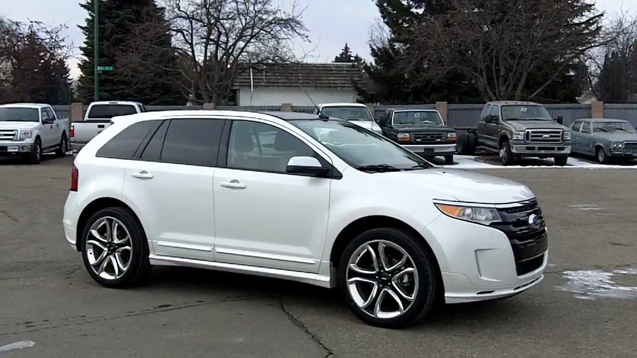Ford Edge Sport This Will Be Mine