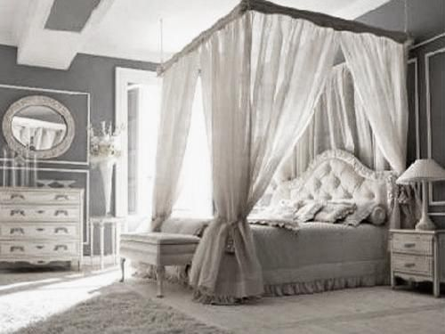 25 glamorous canopy beds for romantic and modern bedroom - How to decorate a canopy bed ...
