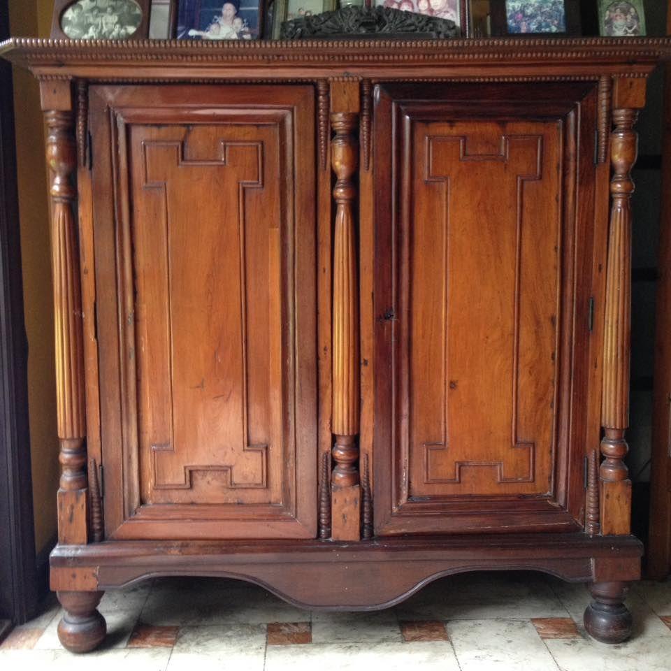 Pampanga Type Comoda Miscellaneous Antique Furniture Pinterest  # Muebles Pampanga